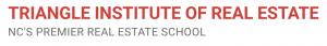 Triangle School of Real Estate logo