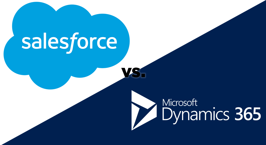 microsoft dynamics vs salesforce