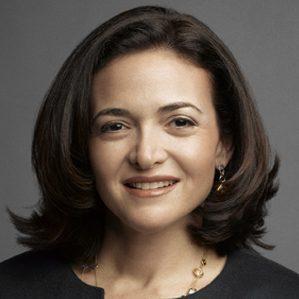 Sheryl Sandberg, chief operating officer of Facebook