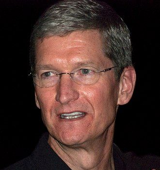 Tim Cook is the CEO of Apple, Inc.