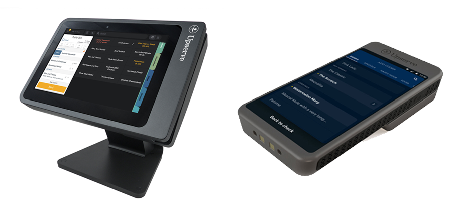 Upserve Hardware - proprietary POS and table-side hardware