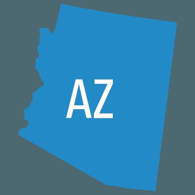Arizona's State Map