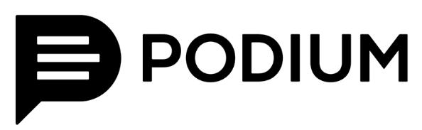 Logo del podio