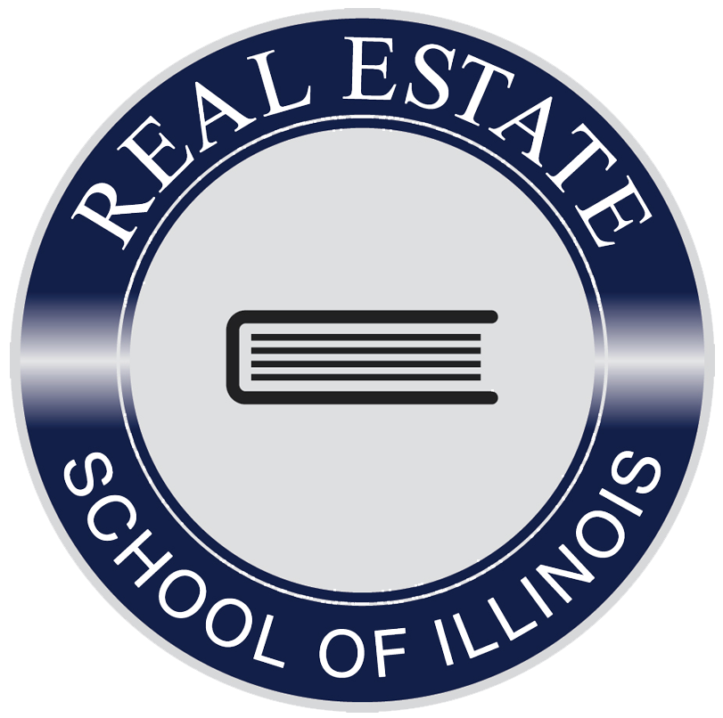 Real Estate School of Illinois logo