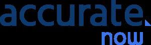 AccurateNow logo