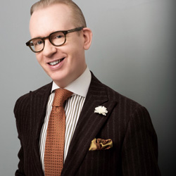 David Zyla, author of Color Your Style and How to Win at Shopping