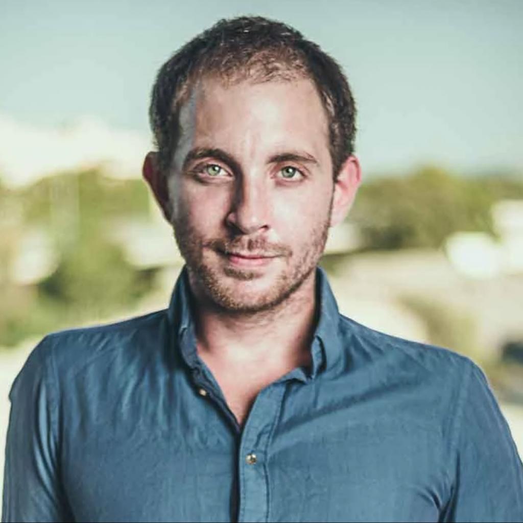 Eric Haim, CEO & Co-Founder of Stilyo Apps