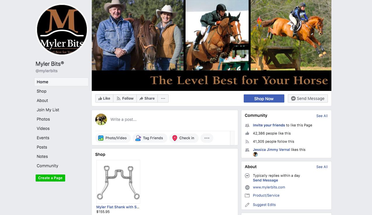 Myler Bits Facebook Page