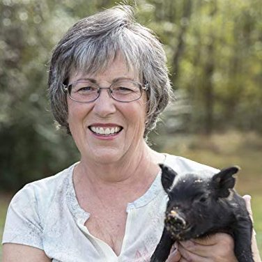 Cathy Payne, Author of Saving the Guinea Hogs