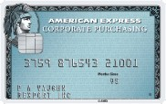 American Express Purchasing Card