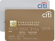 Citi Purchasing Card
