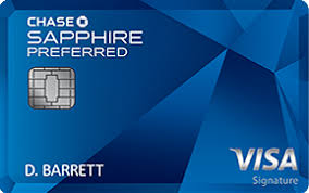 Image of Chase Sapphire Preferred credit card