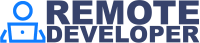 Remote Developer Logo