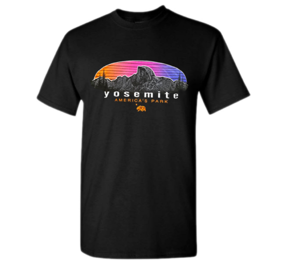 Branded Tourism T-Shirt Example