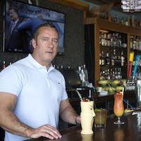 M. Dana Mule Owner HULA's Modern Tiki