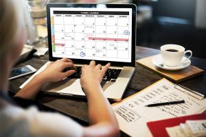 Calender Planner Organization Management Remind