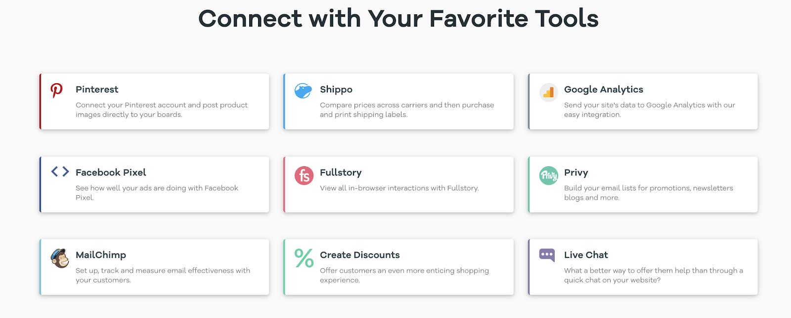 Volusion Add-ons and Integrations