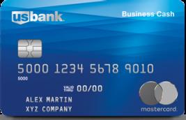U.S. Bank Business Cash Rewards World Elite™ Mastercard® card