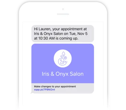 Square Appointments online booking