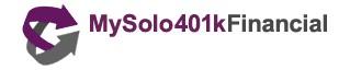 MySolo401k logo