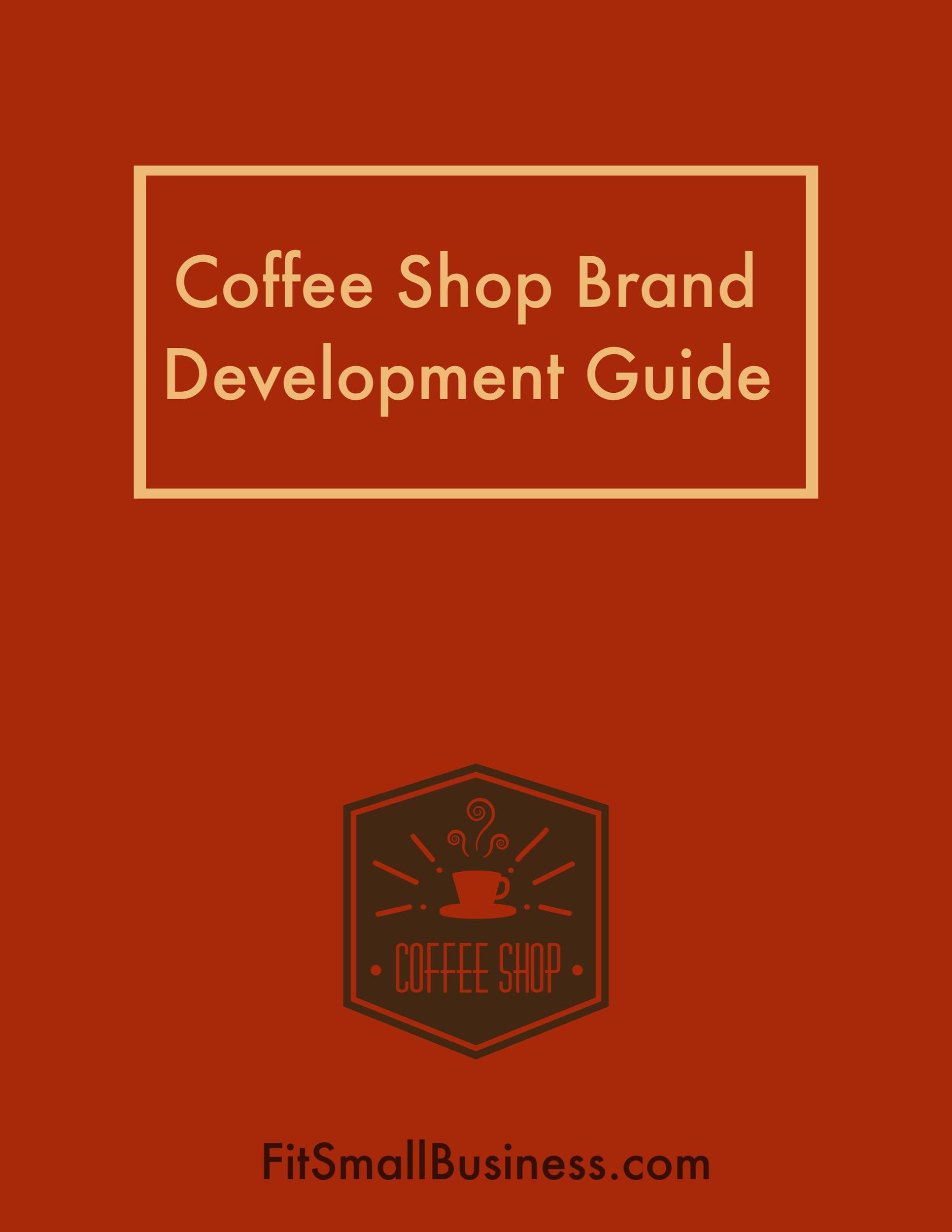 Coffee Shop Brand Development Guide