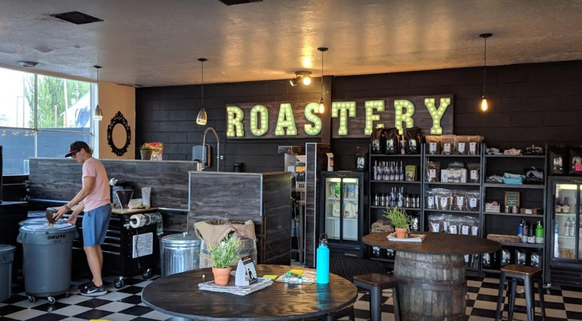 Matador Coffee in Flagstaff, Arizona