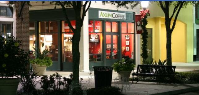 Axum Coffee in Winter Garden, Florida