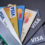 Visa and Master Credit Cards
