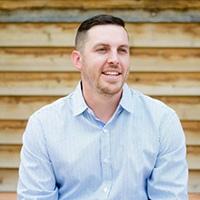 Headshot of Dustin Brohm, Massive Agent Podcast