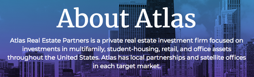 about atlas real estate domain names
