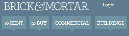 brickandmortar real estate domain names