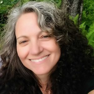 Headshot of Melanie Patterson