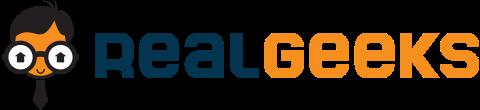 Real Geeks logo