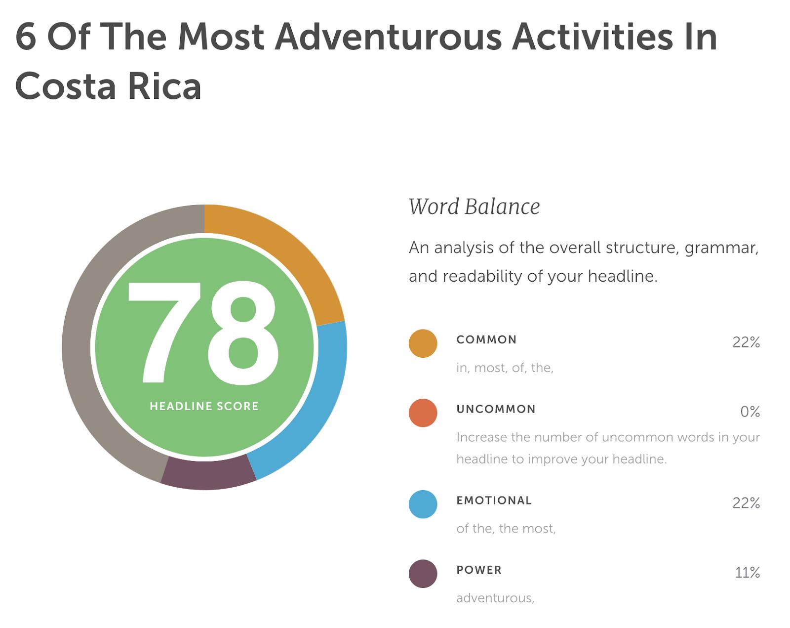 6 of the most adventurous activities in costa rica