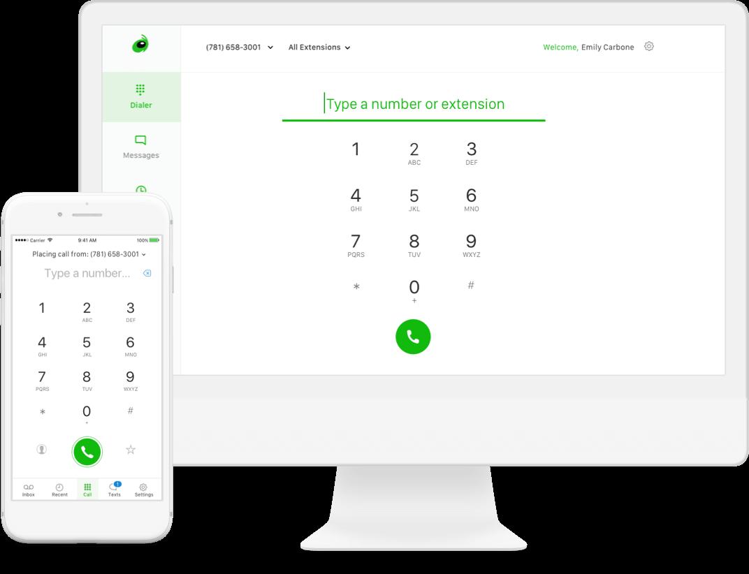 Grasshopper mobile and desktop app