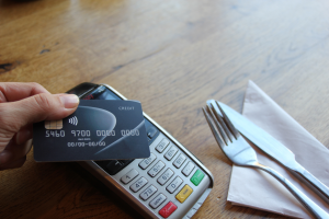 Contactless Payment for COVID
