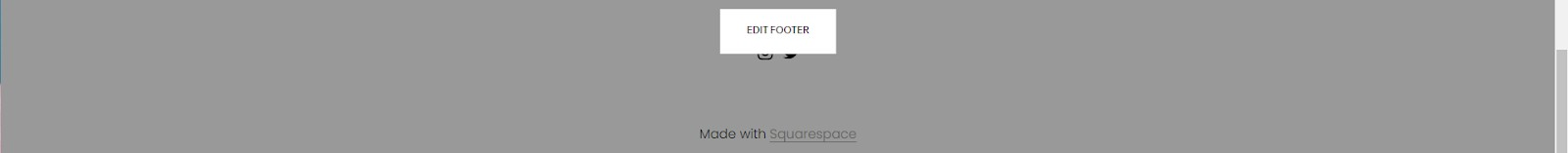 Screenshot of Updating Your Footer