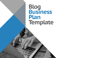 blog business plan template