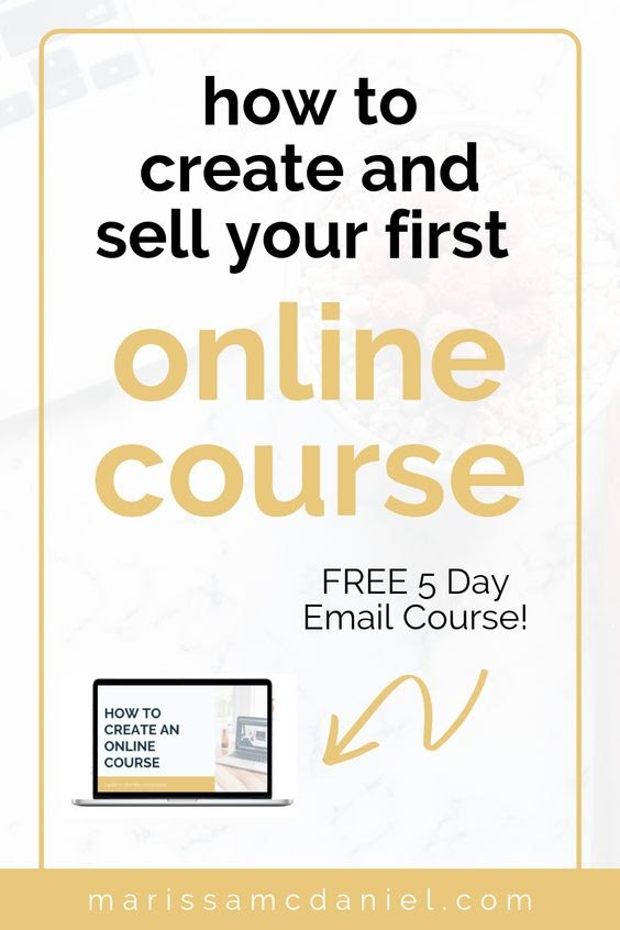 email online course in marissamcdaniel.com
