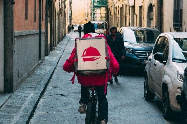 foodora delivery