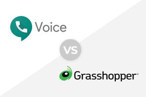 grasshopper vs google voice
