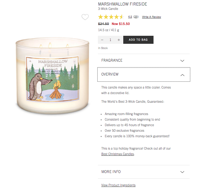 Write Well-crafted Product Descriptions