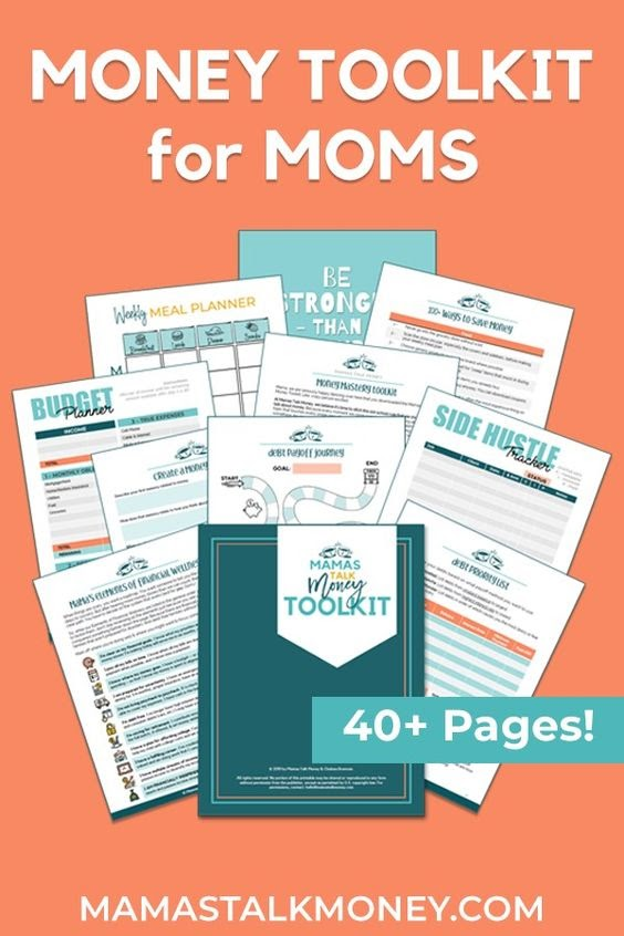money toolkit for moms