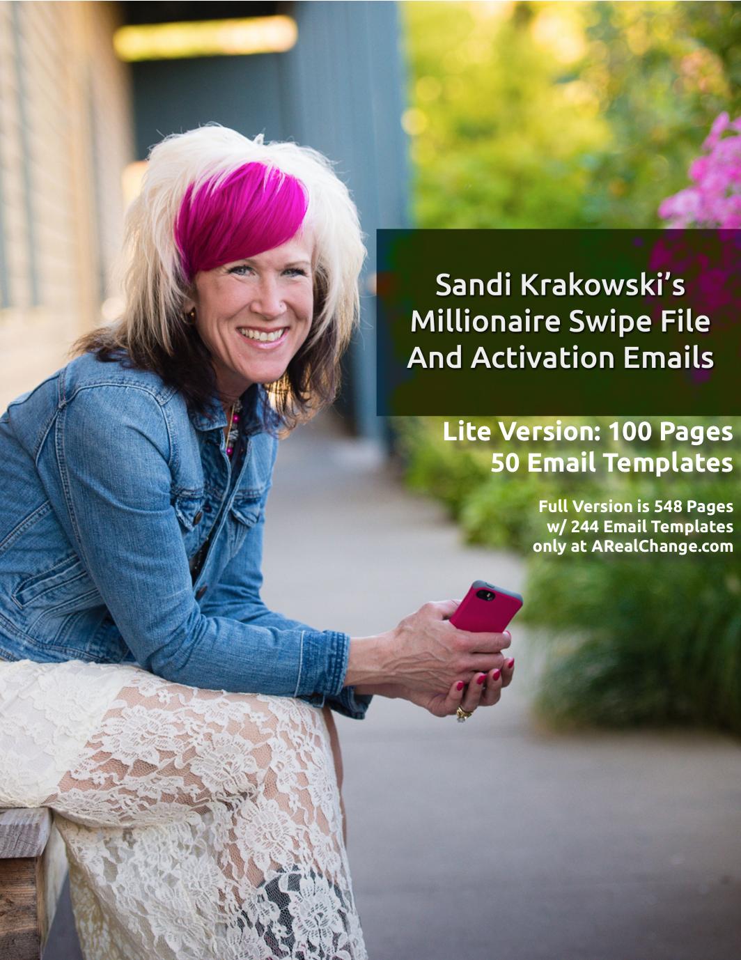 sandi krakwoski swipe file blog