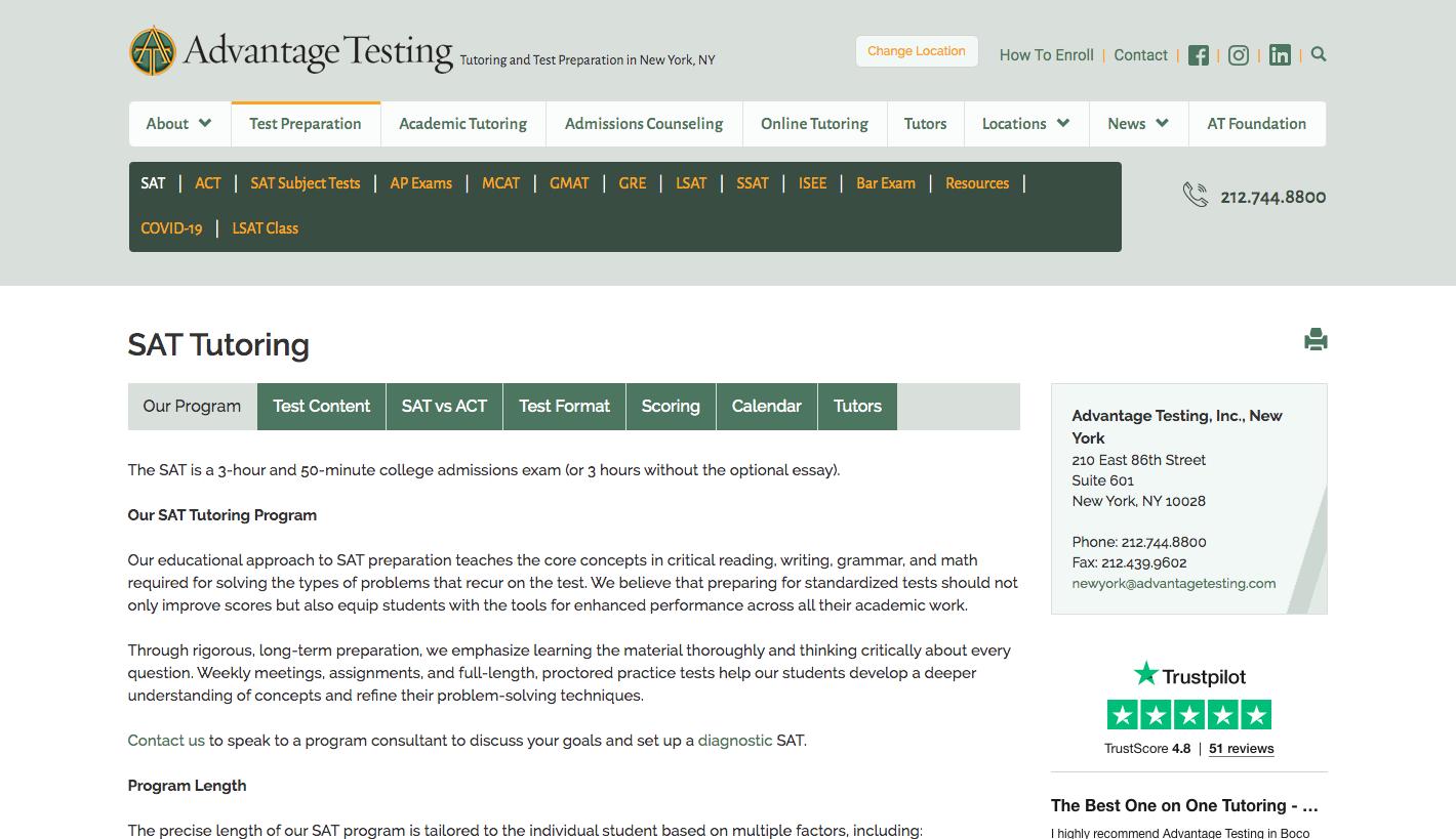 Advantage Testing - slider2