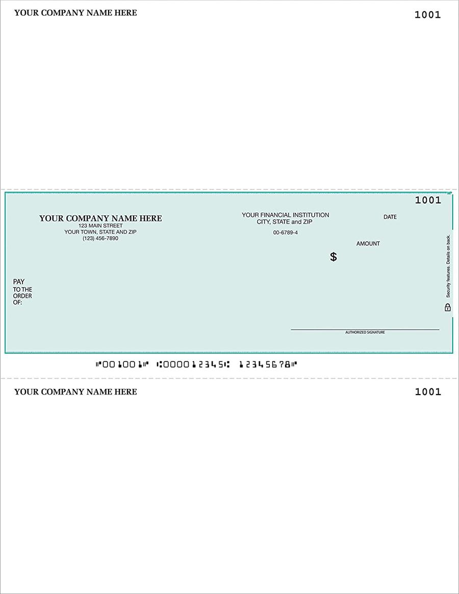 Amazon CheckSimple Business Check