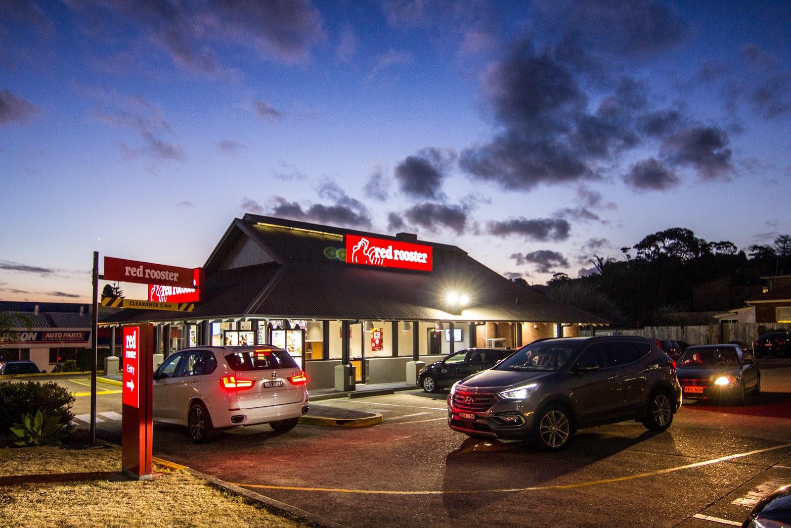 Drive-thru restaurant
