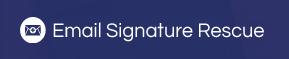 Email Signature Rescue logo