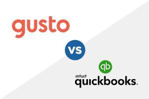 Gusto vs Quickbooks