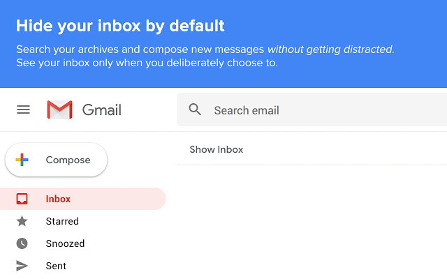Gmail inbox